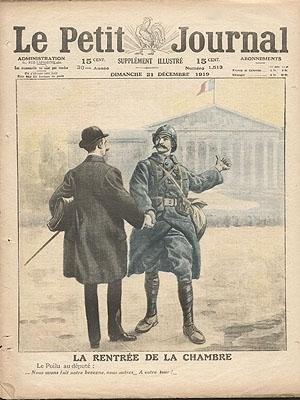 Premiere guerre affiche armistice