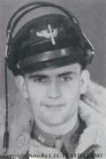 Sous-lieutenant Raymond H. Burklund, copilote (prisonnier)