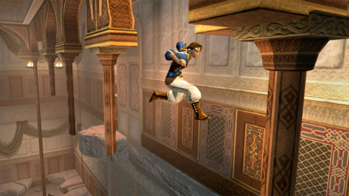 Prince of persia jump
