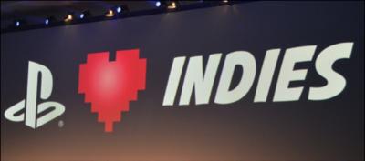 TGS 2014 :  Sony Love Indies